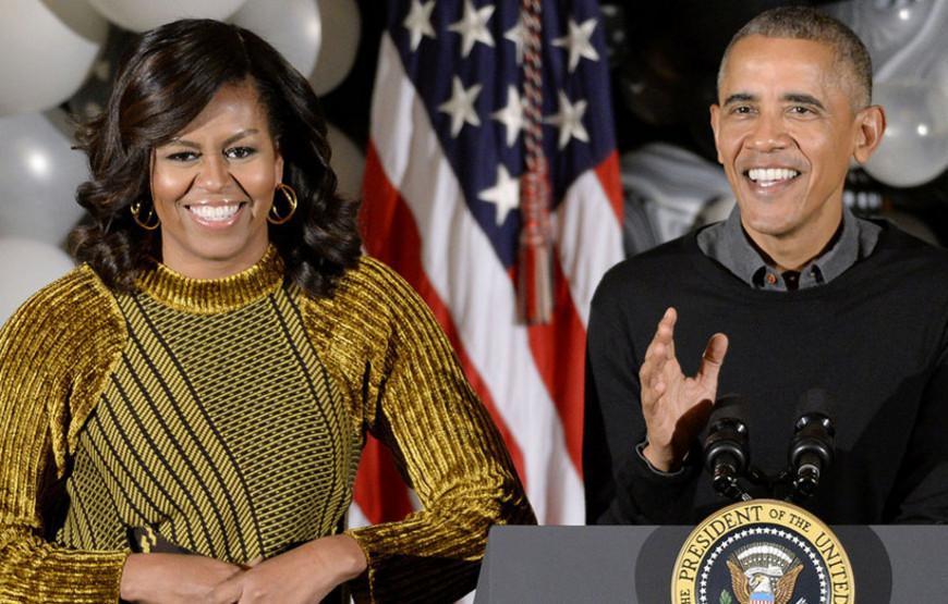 2017 08 07 0 - Obama e Michelle curtem show de Beyoncé e Jay-Z.