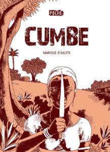 CumbePolvo 217x300 - HQ brasileira sobre escravidão vence o premio Eisner, maior premiação dos quadrinhos