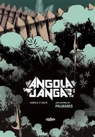 download - HQ brasileira sobre escravidão vence o premio Eisner, maior premiação dos quadrinhos
