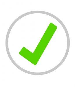 groen vinkje in cirkel 21335495 259x300 - Missão Impossível: Efeito Fallout - Resenha [Sem spoilers]