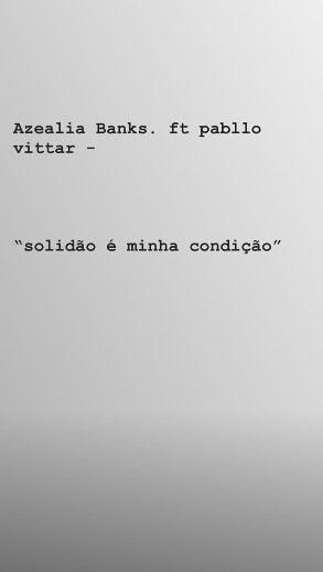 Azealia 1 - Azealia Banks quer parceria com Pabllo Vittar!