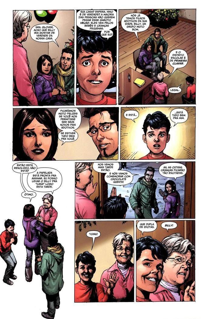 Imagem 01 - SHAZAM! Conheça a fase que inspirou o filme da DC Comics