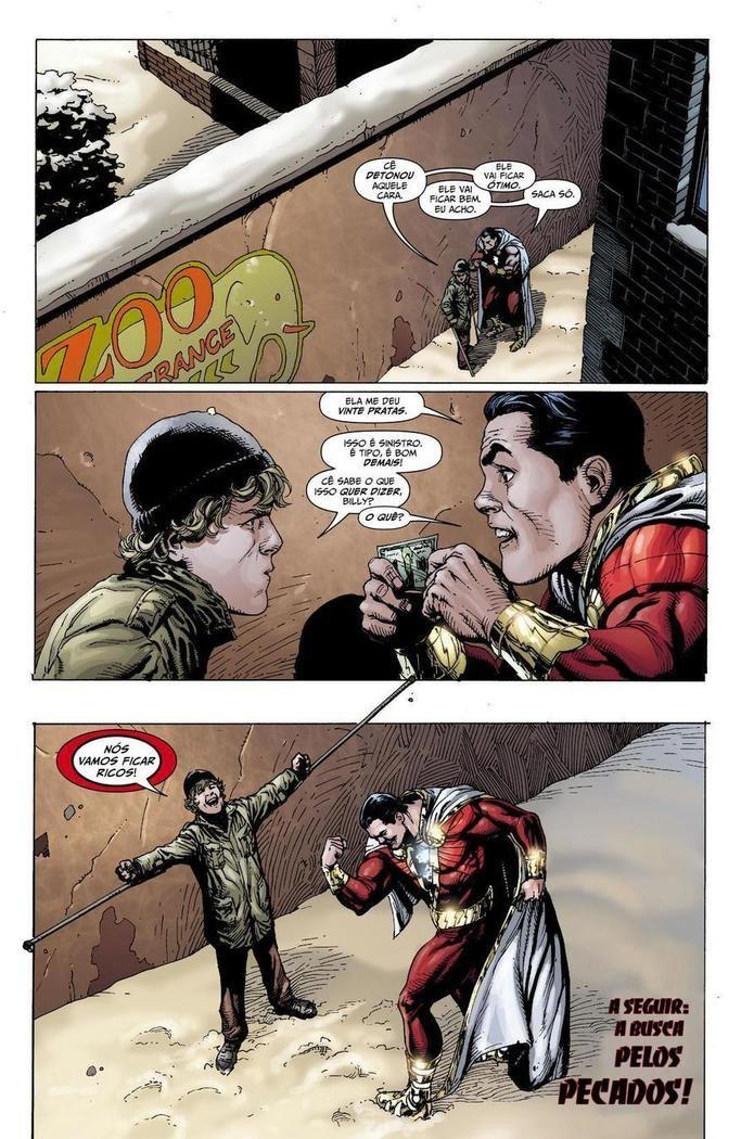 Imagem 04 - SHAZAM! Conheça a fase que inspirou o filme da DC Comics