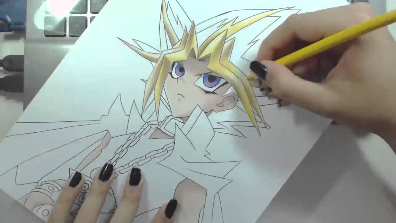 arte no papel online metodo fan arte 5 - Aprenda a Desenhar Mangás e Personagens de Anime | Seja um Mangaká