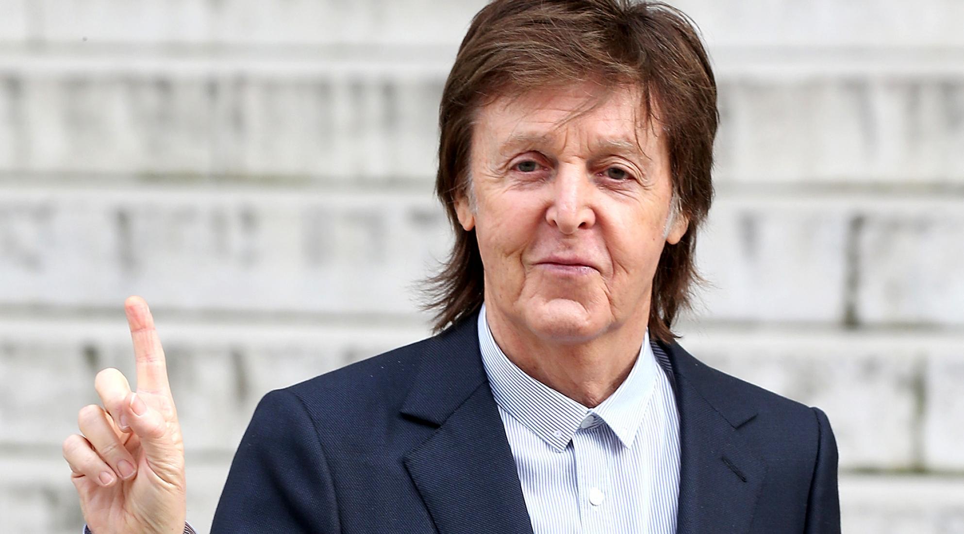 paul mccartney - Brasil é inspiração para nova música de Paul McCartney