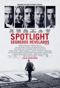 spotlight 204x300 - 3 filmes excelentes sobre jornalismo