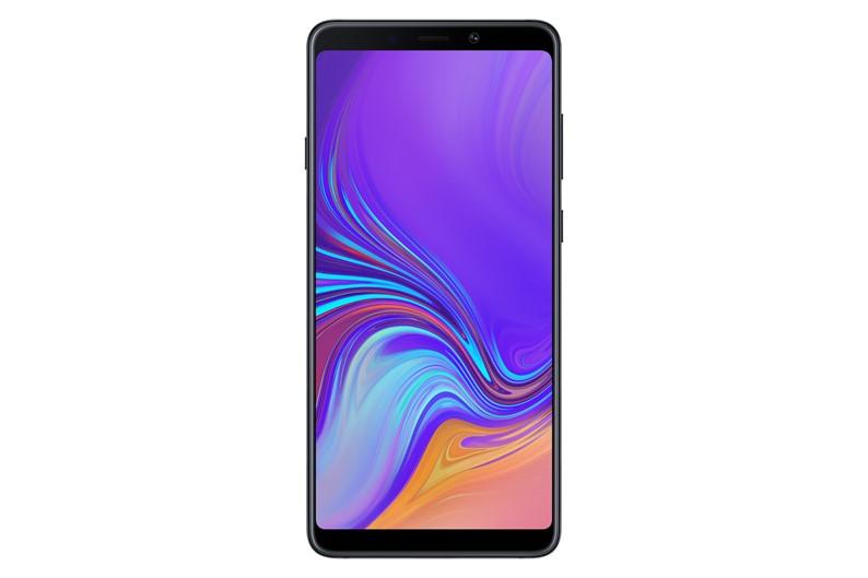 a9 frente - Samsung anuncia o novo Galaxy A9 com 5 câmeras.