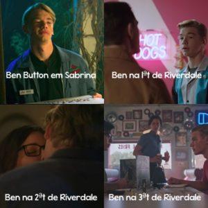 ben button 300x300 - Curiosidades entre as séries Riverdale e Sabrina