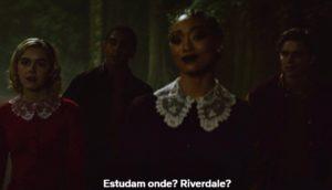 cats 300x172 - Curiosidades entre as séries Riverdale e Sabrina