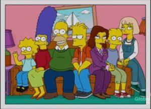 1000px The Simpsons 13 300x218 - PERSONAGENS LGBT+ NAS ANIMAÇÕES