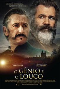 Genio e Louco 204x300 - O Gênio e o Louco