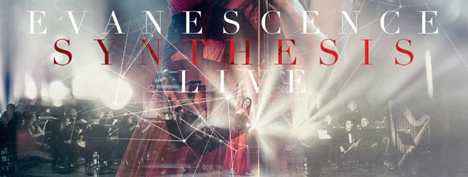 synthesis live slide - Synthesis: o Ópera Rock do Evanescence