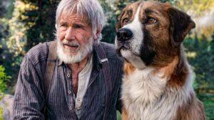 Harrison Ford e Buck 300x169 - O Chamado da Floresta no Telecine
