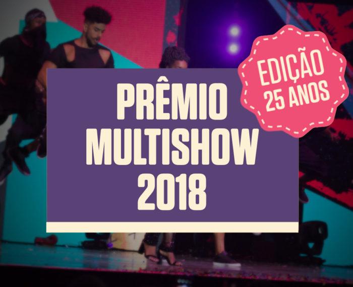 Prêmio Multishow 2018 700x570 - Músicas